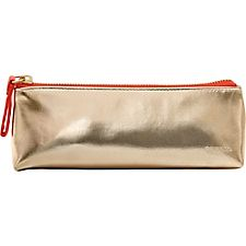 Poppin Gold Pencil Pouch