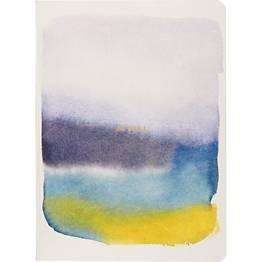 Watercolor Be Still Journal
