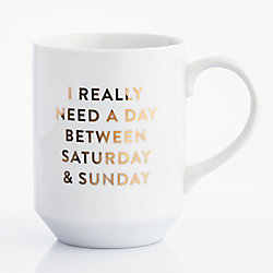 Day Between Mug