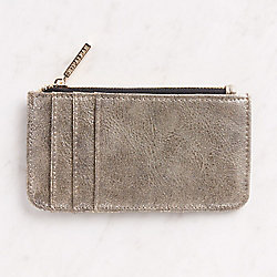 Metallic Credit Card Wallet