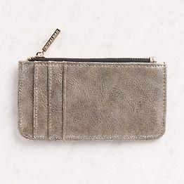 Metallic Credit Card Wallet
