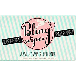 Bling Jewelry Wipes