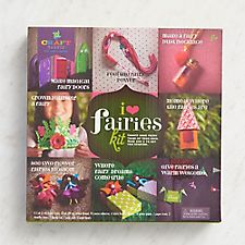 I Love Fairies Kit