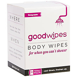 Goodwipes for Gals
