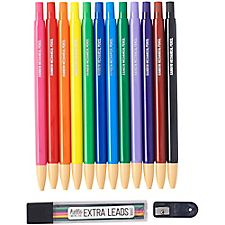 Rainbow Mechanical Pencils