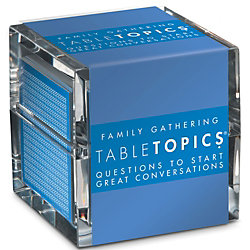 Family Gathering Table Topics