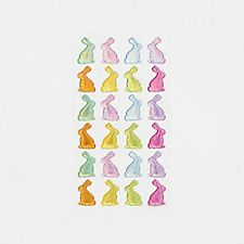 Pastel Bunny Stickers