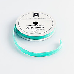 Ribbon and Trim - Teal Velvet