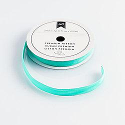 Ribbon and Trim - Teal Velvet