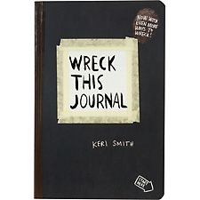 Wreck This Journal Revised