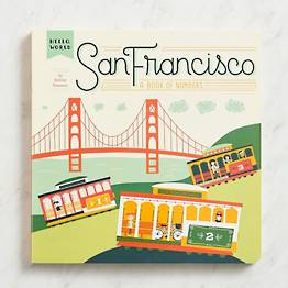 San Francisco A Book of Numbers