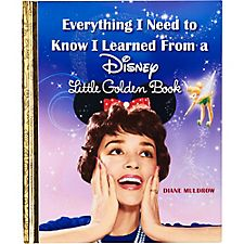 Learned From Disney Little Golden Book