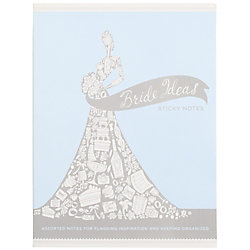 Bride Idea Sticky Notes