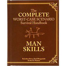 Worst-Case Scenario: Man Skills