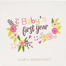 Baby's First Year - Girl