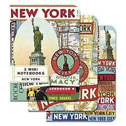 Cavallini New York City Mini Notebooks