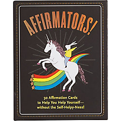 Affirmators! Cards