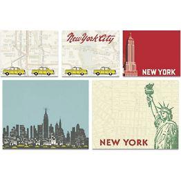 New York City Sticky Note Set