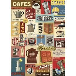 Coffee Flat Wrap Wrap Shop Paper Source
