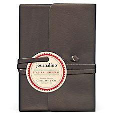 Cavallini Medium Charcoal Journalino