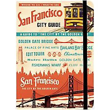 Cavallini Vintage San Francisco City Guide