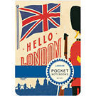 Cavallini London Pocket Notebooks