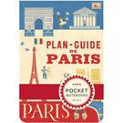 Cavallini Paris Pocket Notebooks