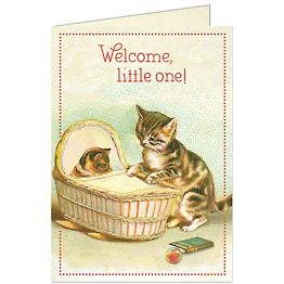 Baby Cats Card