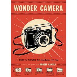 Wonder Camera Flat Wrap