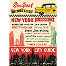 Cavallini New York 2 Wrapping Paper