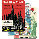 Cavallini Vintage New York Journals