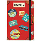 Cavallini Vintage Travel Journal