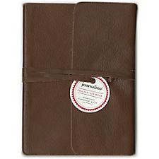 Cavallini Brown Journalino Slim