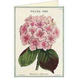 Thank You Fleur 1 Greeting Card