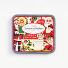Vintage Christmas Stickers by Cavallini
