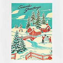 Winter Wonderland Wrap by Cavallini