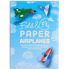 Fold & Fly Paper Planes