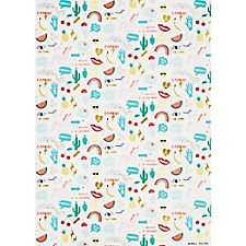 Pop Art Icon Wrapping Paper
