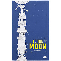 To The Moon Coloring Book
