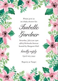 Baby Shower Invitations Paper Source