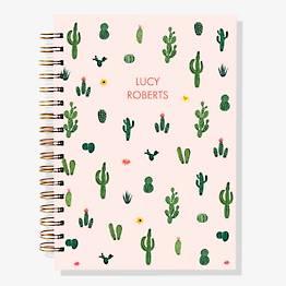 17-Month Cacti Custom Planner