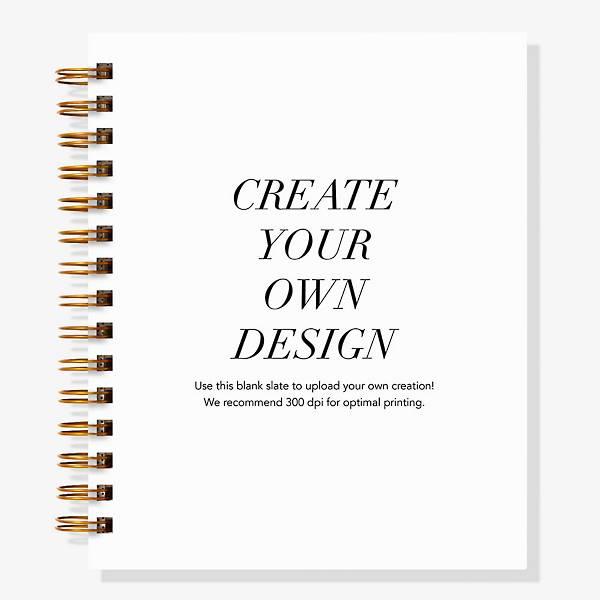 Upload Your Own Design Planner
