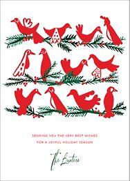 Peace Birds Card