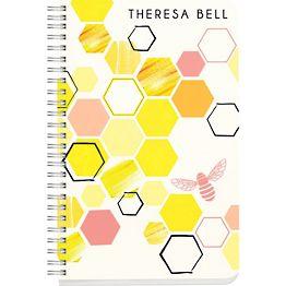 Honeycomb Custom Journal