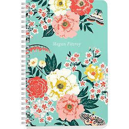 Garden Tea Custom Journal
