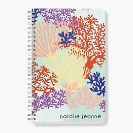 Coral Custom Journal