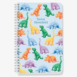 Dinosaurs Custom Journal