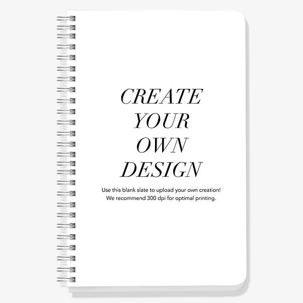Upload Your Own Design Journal