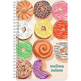 Donuts Custom Journal