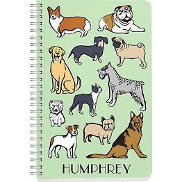 Dogs Custom Journal